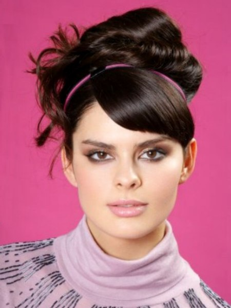 60s Updo Hairstyles for Women