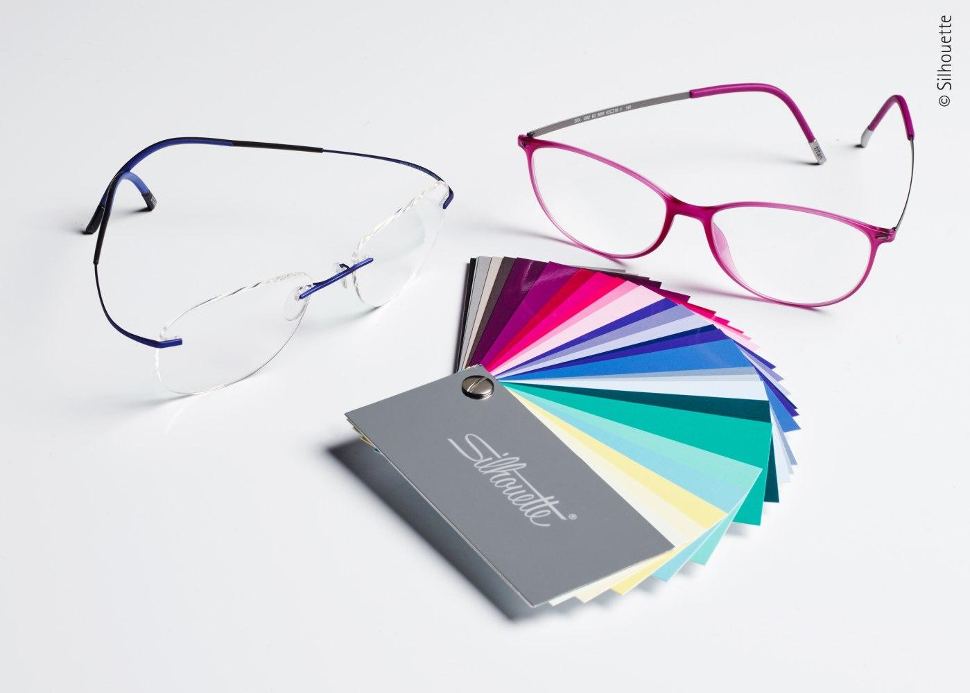 Beste kleur van een bril volgens koele of warme huidskleur - Koele kleuren warme kleuren ...
