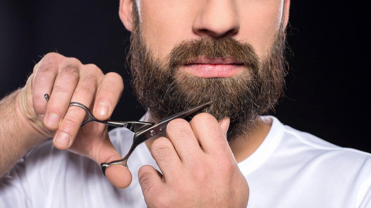 baardtrimmer lange baard