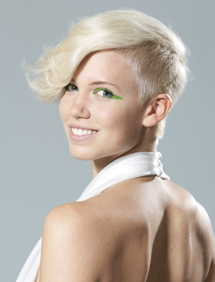 Short Clippered Haircuts For Women | newhairstylesformen2014.com