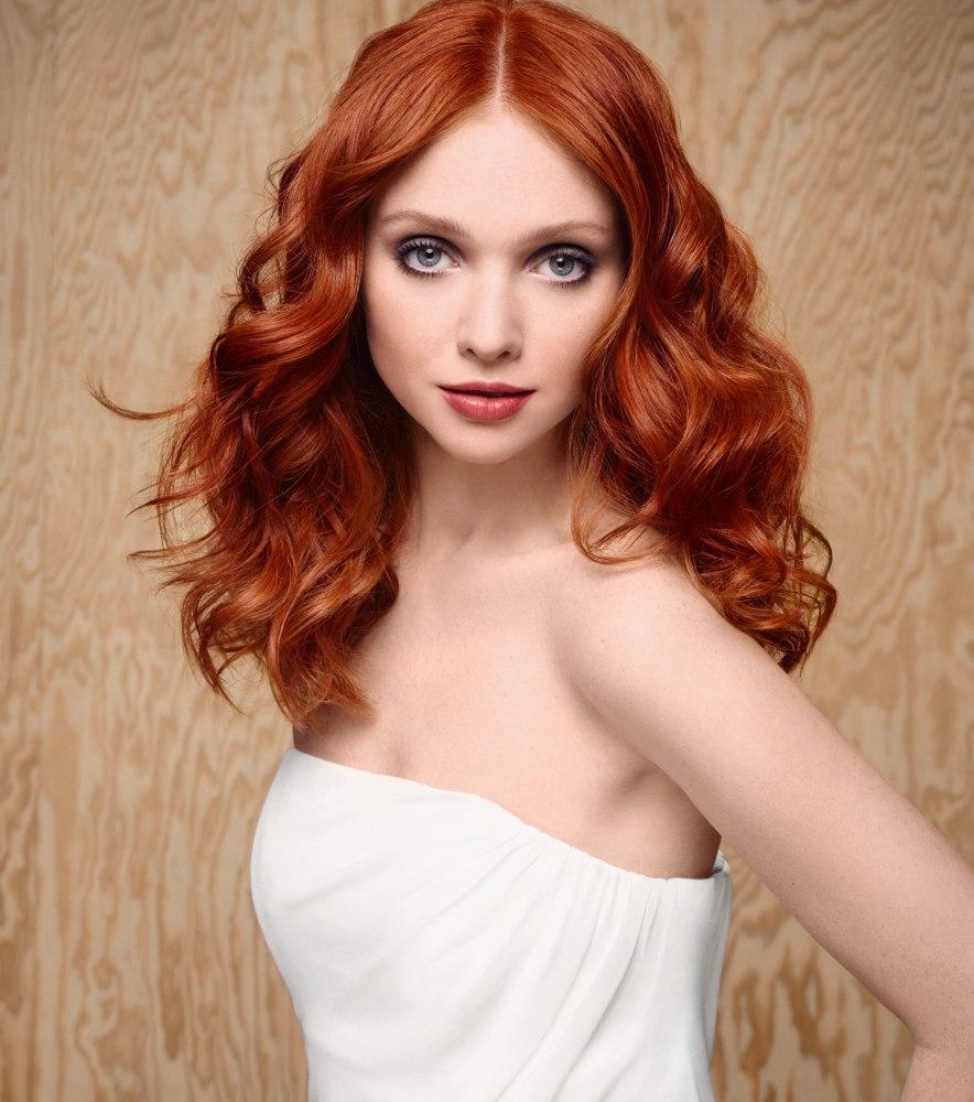 groot massage rood haar