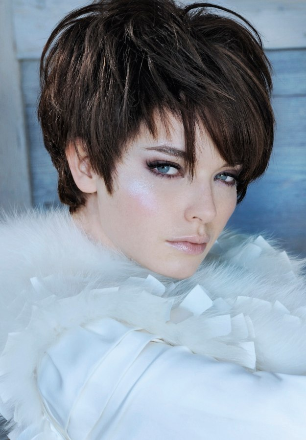 short womens hairstyles with sideburns short hairstyle 2013